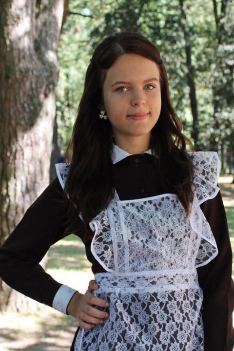 Алина Лузганова ЦТ по русскому языку